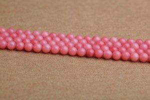 画像4: 人工珊瑚 ピンクコーラル 一連売り 4mm〜10mm 丸玉 激安卸