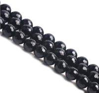 ブラックオニキス 128面カット 6mm〜12mm 天然石 卸売