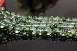 画像2: ガーデン水晶 ガーデンクォーツ 丸玉 6mm〜12mm 激安卸 ANO-18